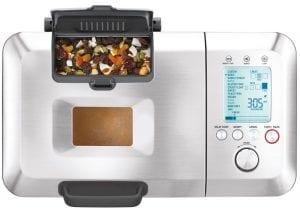 Best Gluten Free Bread Machine - Breville BBM800XL Custom Loaf Bread Machine/Maker