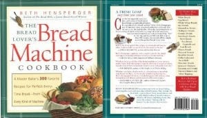 The Bread Lover's Cookbook