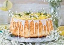 Lemon Angel Food Dessert