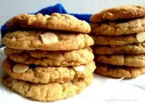 When it comes to quality cookies, the nuttier the better