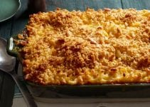 Hearty Baked Macaroni and Cheese: Cheeses and Meats Make the Beloved Dinner Favorite Brand New Again