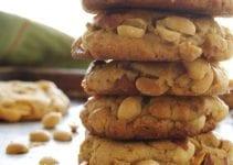 Easy Baking: Basic, Homemade Peanut Butter Cookies
