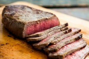 Baking Round Steak