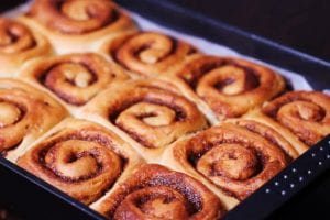 Traditional Baking: Quick, Easy Homemade Cinnamon Roll Recipe