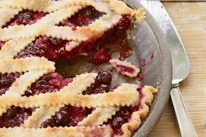 Holiday Baking Recipe: Easy, Traditional, Homemade Cherry Pie