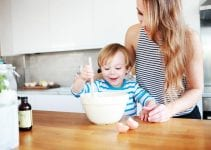 Ideas for Baking With Children
