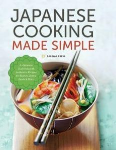 Japanese Cooking Made Simple Salinas Press 978-1623154660 Product Image