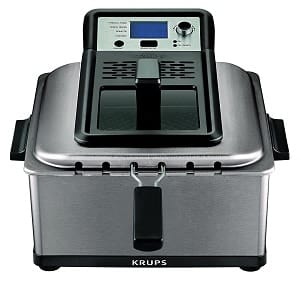 KRUPS KJ502D51 Professional Deep Fryer