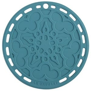 Le Creuset Silicone Round French Trivet Product Image
