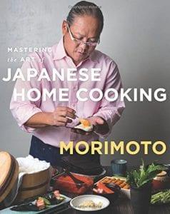 Mastering the Art of Japanese Home Cooking Masaharu Morimoto 978-0062344380 Product Image