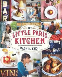 The Little Paris Kitchen by Rachel Khoo 978-1452113432 Product Image