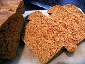 Begin With the Basics and Bake Carrot Poppy Seed Bread