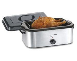 Proctor Silex 32230A Stainless Steel Roaster Oven, 22-Quart Product Image