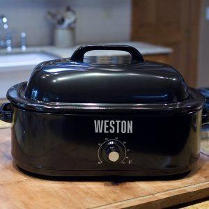 Weston 03-4000-W 18 quart Roaster Oven Product Image
