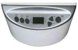 Oster CKSTBR9050 Expressbake Bread Maker Interface