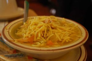 How to Make Instant Chicken Noodle Soup