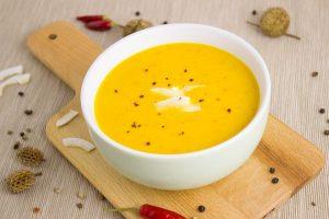 Thanksgiving Pumpkin Soup Recipe