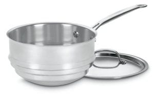 Cuisinart 7111-20 Chef's Classic Stainless Universal Double Boiler with Cover Product Image