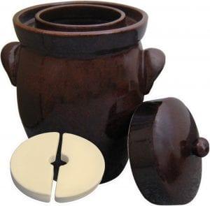 Kerazo - 5L KK Keramik German Made Fermenting Crock Pot Product Image