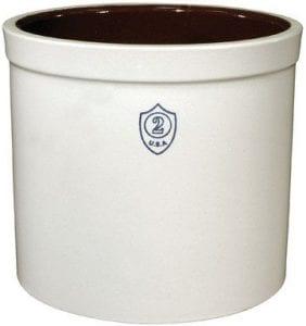 Ohio Stoneware 02436 2 gallon Bristol Crock Product Image