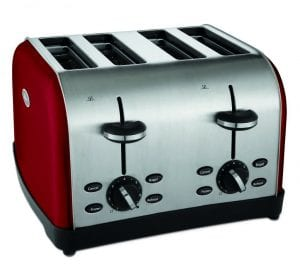 Oster TSSTTRWF4R-SHP 4-Slice Toaster Product Image