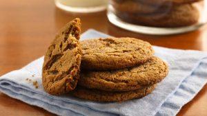 Recipe for Molasses Crinkles
