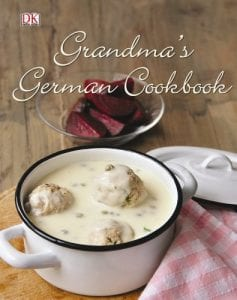 Grandma's German Cookbook by Linn Schmidt Product Image