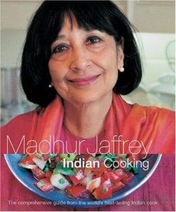 Madhur Jaffrey Indian Cooking by Madhur Jaffrey Product Image