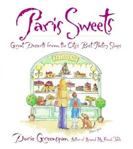 Paris Sweets Great Desserts From the City's Best Pastry Shops by Dorie Greenspan Product Image