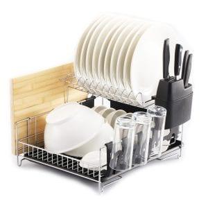 PremiumRacks Professional Dish Rack Product Image