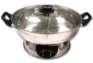 Sonya Shabu Shabu Hot Pot Electric Mongolian Hot Pot Product Image