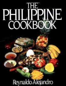 The Philippine Cookbook by Reynaldo Alejandro Product Image