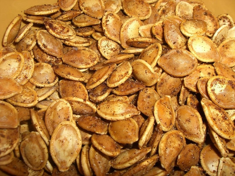 Zesty Pumpkin Seed Recipe