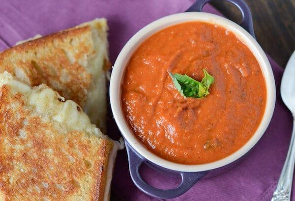 Best Raw Tomato Soup Recipe