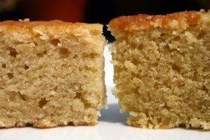 Grandma Hill's Yeast Cake
