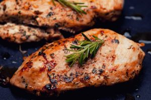 Banquet Select Recipes Herb Grilled Chicken Breast