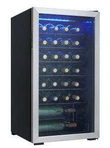 Danby 36 Bottle Freestanding Wine Cooler Product Image
