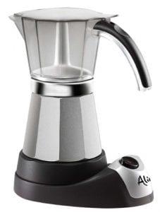 Delonghi EMK6 Alicia Electric Moka Espresso Coffee Maker Product Image