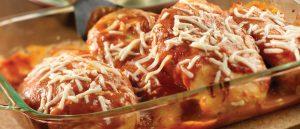 Dinner in 30 Minutes or Less Chicken Mozzarella