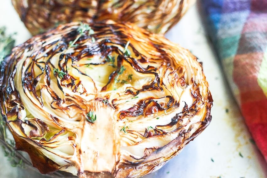 Easy Smoked Cabbage Recipe