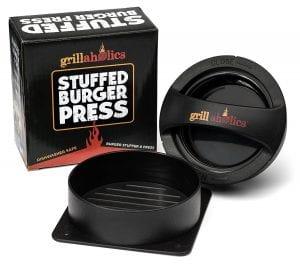 Grillaholics Stuffed Burger Press Product Image
