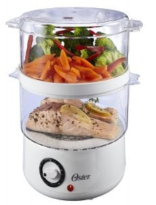 Oster 5-Quart Food Steamer Product Image