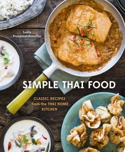 Simple Thai Food Classic Recipes from the Thai Home Kitchen Product Image