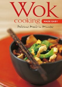 Wok Cooking Made Easy Product Image