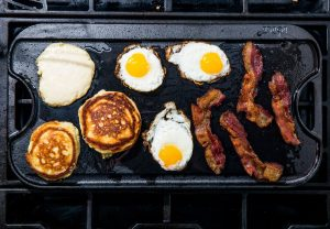 5 Best Cast Iron Griddle And Pan For Your Kitchen