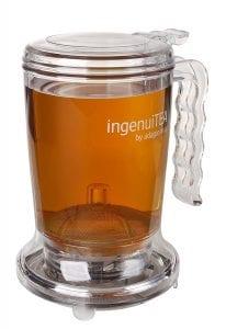 Adagio Teas 16 oz. ingenuiTEA Bottom-Dispensing Teapot Product Image