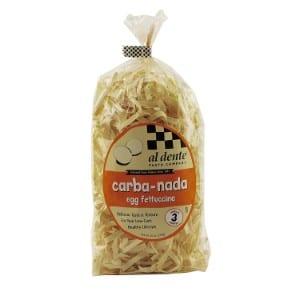 Al Dente Carba-Nada Egg Fettuccine product image