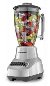 BLACK+DECKER BL3500S Countertop Blender with 6-Cup Glass Jar, 12- Speed Settings product image