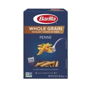 Barilla Whole Grain Pasta, Penne product image