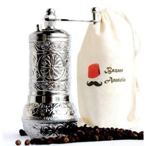 Bazaaranatolia Turkish Grinder, Spice Grinder Product Image